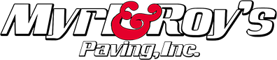 Myrl and Roy's Paving, Inc. logo